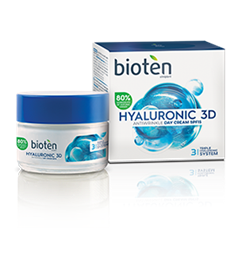 Hyaluronic 3D Day Cream 50ml